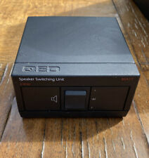 QED Speaker Switching Unit MA17 - Switching Between Speakers Control Unit