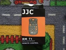 JJC RM-T1 camera remote control replaces Sony RMT-DSLR1