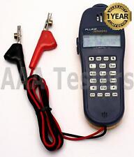 Fluke Networks Ts25d Telephone Test Butt Set Ts 25d With P3218 234 Line Cord