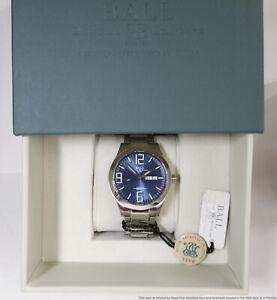 New Ball Engineer II Genesis NM2028C Blue Dial Mens Watch Box $1599 Retail