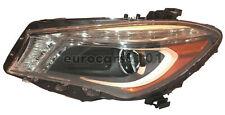 Mercedes CLA250 E420 Magneti Marelli Left Headlight LUS7152 1179066700