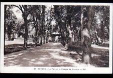 NEVERS (58) KIOSQUE à MUSIQUE au PARC en 1934