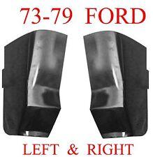 73 79 Ford Cab Corner Set, Regular Cab, Truck, F150 F250 F350, NIB, Pair, L&R