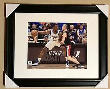 Andrew Wiggins Authentic Signed Autograph 8x10 New Framed Matted Photo Auto COA