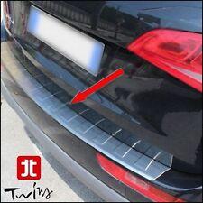 Protezione soglia carico paraurti Audi Q5 battivaligia in Acciaio SATINATO