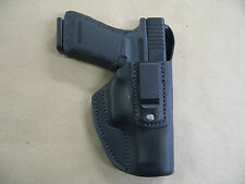 Ruger P85, P89, P90, P95 IWB Leather In The Waistband Concealed Carry Holster