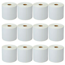 12rolls 4x6 Direct Thermal Shipping 500 Labels For Zebra Lp2824 Lp2442 Tlp2844