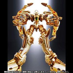 NEW Super Robot Chogokin Genesis of Aquarion GOLD SOLAR AQUARION BANDAI F/S