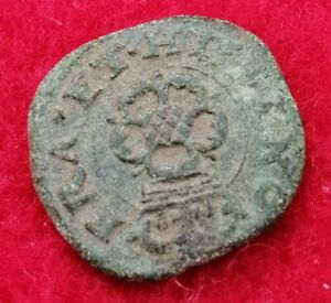 Charles 1st Copper Farthing