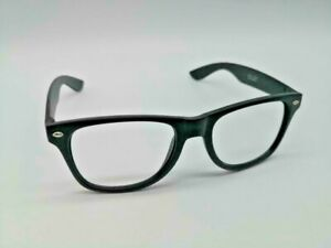 Unisex Eyeglasses Frame with NO lens Costume Accessories Plastic Party Fun US
