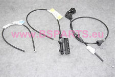 New BMW E46 328Ci, 330i, M3 CSL Hood Release Mechanism Cable Set 51238208442
