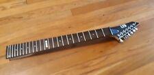 LTD 7 String Guitar Neck.Reverse Headstock Loaded