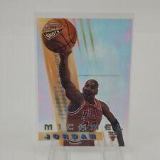 Michael Jordan 1996-97 Bowman's Best - Shots - #BS6 EX/NM - Bulls