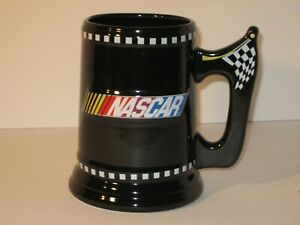 Official NASCAR Racing 2003 Sherwood Tall Beer Stein Large Drinking Mug 36 oz.