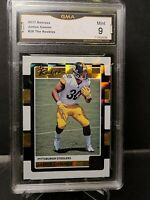 James Conner 2017 Panini Donruss Optic The Rookies PSA 10 Gem Mint RC