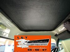 1955 1956 1957 1958 1959 Chevy Truck Headliner Interior Black New Die Cut Vinyl