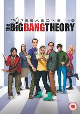The Big Bang Theory: Season 1-9 (DVD)