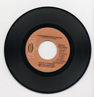 Charlie Thomas & the Drifters- Midsummer Night In Harlem - 45RPM - NM Unplayed