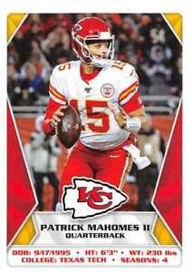 2020 Panini NFL Football Mini Sticker Singles #201-400 (Pick Your Sticker Cards)
