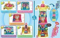 Bandai Tamagotchi! NEW! TAMAX-TV! Tower Trading figure (set of 5)