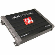 POWER ACOUSTIK 4500W CALIBER SERIES Class D Monoblock Car Amplifier | CB1-4500D