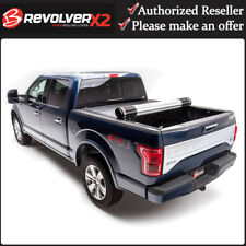 """Revolver X2 Rollup Tonneau Cover 39329 for 2015-2018 Ford F-150 5'6"""" Short Bed"""