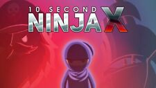 10 Second Ninja X Region Free Steam PC Key