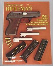 1980 June American Rifleman Magazine