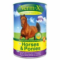 Verm-X Herbal Powder For Horses & Ponies - 320 GM TUBE  [H 320]