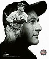 "Lou Gehrig New York Yankees MLB Profile Photo (Size: 8"" x 10"")"