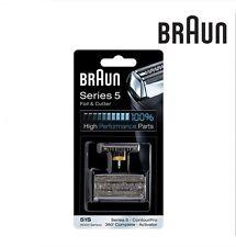 BRAUN 51S Shaver Foil Cutter Head Braun Series 5 cassette shaver parts