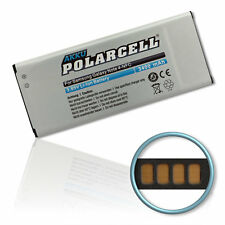 PolarCell NFC Batterie pour Samsung Galaxy Note 4 SM-N910F EB-BN910BBE