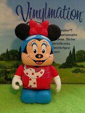 "DISNEY VINYLMATION Park - 3"" Set 11 Condor Flats Minnie Mouse Bow Tie"