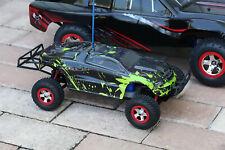 Custom Body Muddy Green for Traxxas 1:16 Slash / e-Revo 1/16 Scale e Revo