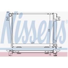 Kühler Motorkühlung - Nissens 60602A