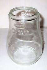 Vintage Tall Clear Dietz Lantern Globe