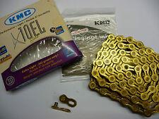 KMC X10el 10 Speed Chain Gold