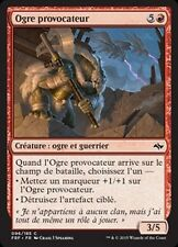 MTG Magic FRF FOIL - Defiant Ogre/Ogre provocateur, French/VF