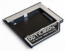 HP EliteBook 2530p 2540p 2nd Zweite HDD Caddy Adapter