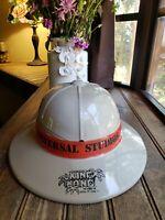 RARE Vintage 1986 Universal Studios King Kong Hard Hat Helmet Safari Souvenir