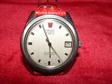 MONTRE OMEGA SEAMASTER  CHRONOMETER ACIER  SWISS MADE 1970