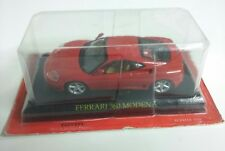 Ferrari 360 MODENA Rouge Ech : 1:43 Altaya sous blister