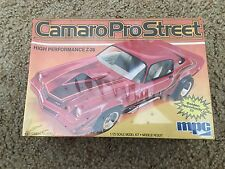 Vintage 80 81 Chevy Camaro Z28  78 79 Sealed! USA Made!! MPC Hardtop Prostreet