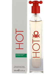 HOT by United Colors of Benetton - 100ml