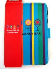 DYLAN'S Candy Bar Striped E-reader Padded Case Cover NWT NEW