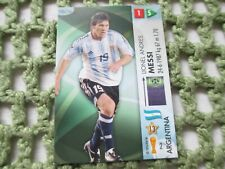 Panini Goaaal World Cup 2006 - #106 Lionel Andres Messi ROOKIE Argentina Card