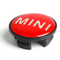4x 54mm MINI Rot Nabendeckel Felgendeckel Nabenkappen für MINI 3131171069