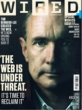 03.14 March 2014 Wired Magazine UK Edition As New