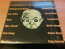 LP DEMENTIAL TECHNO DIO 023 LP  EX/EX ITALY PS 1992 MCZ