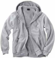 River's End Thermal Lined Zip Hoodie  Athletic   Hoodies & Sweatshirts Grey Mens